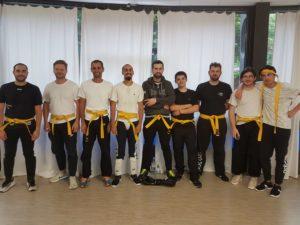 Passage ceinture jaune 2019
